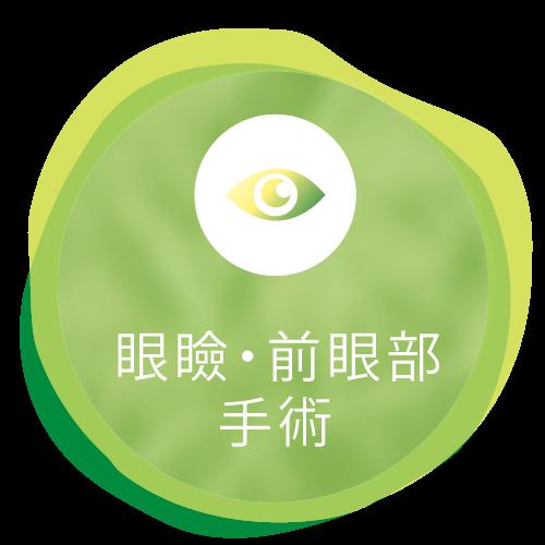 眼瞼・前眼部手術_sp