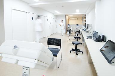 2階 診察室・検査室・処置室 #01