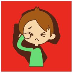 目の病気 流行性角結膜炎(はやり目)・咽頭結膜炎(プール熱)